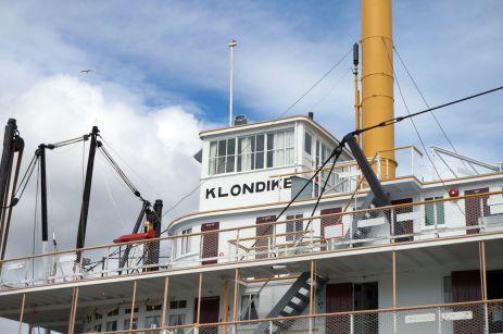 Die Klondike - Wahrzeichen von Whitehore