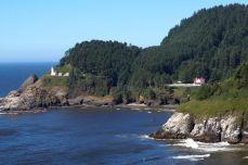 Leuchtturm an der Oregon Coast