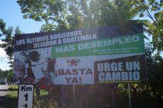 .. politische Plakate ..