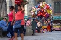Oaxaca - Strassenleben